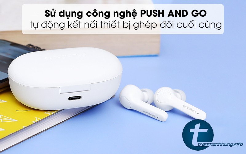 tai nghe true wireless anker soundcore life a39086